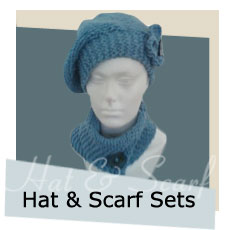 Hats & Scarf Sets